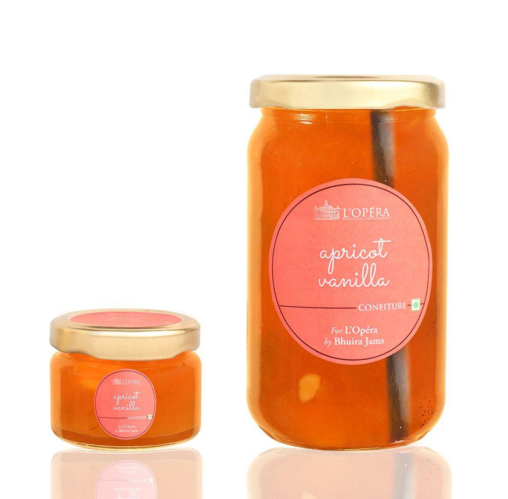 Apricot with Vanilla
