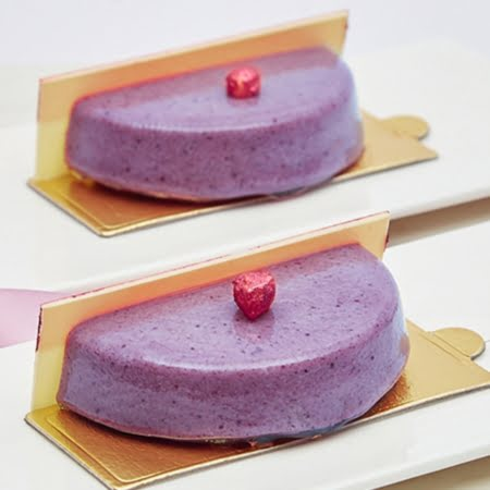 Berry Mousse Cheesecake