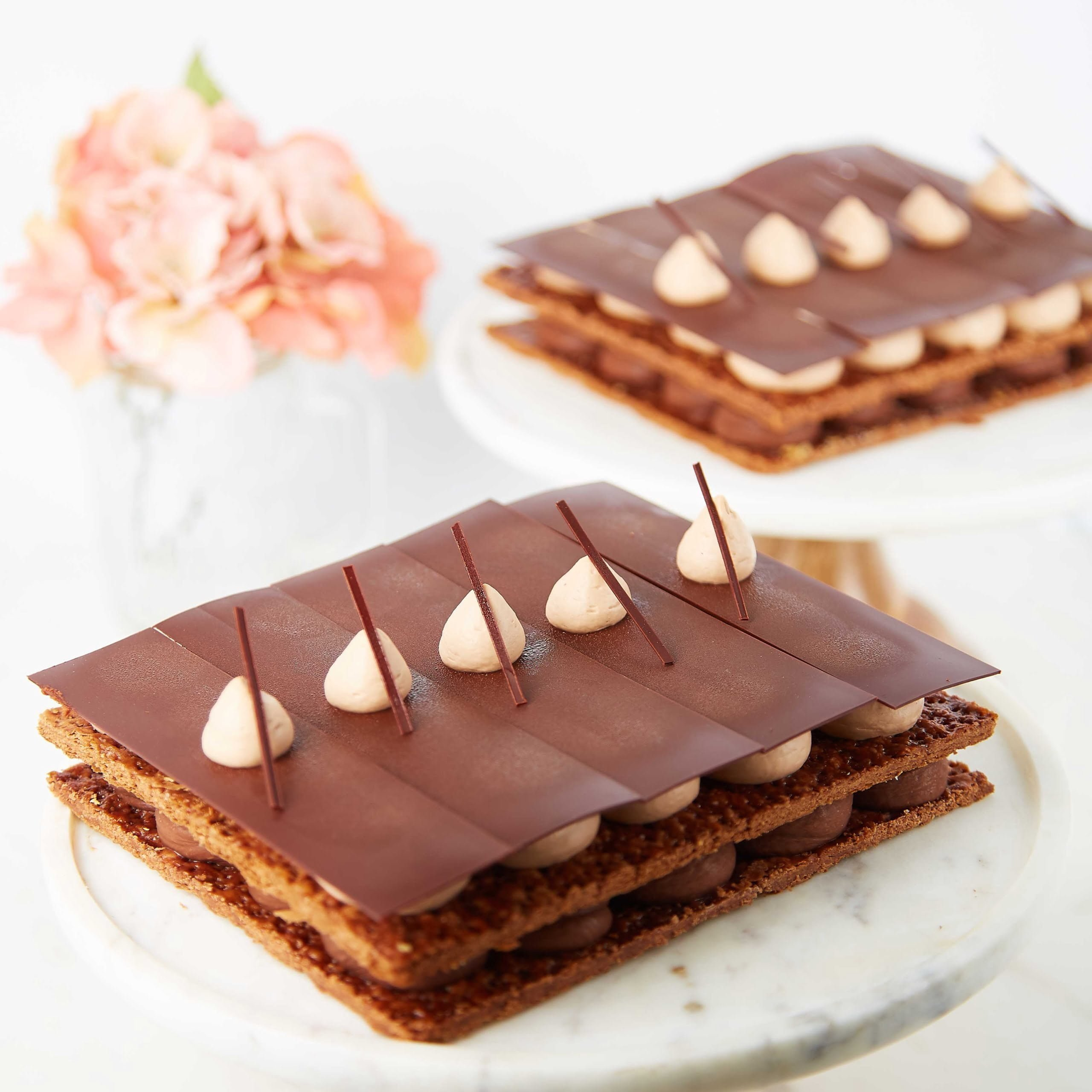 Chocolate Mille Feuille