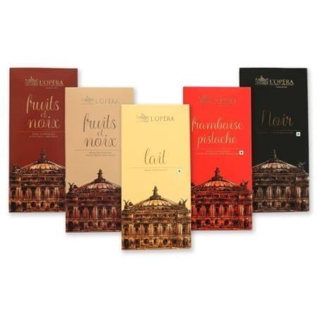 Chocolate Bar - Pack of 5