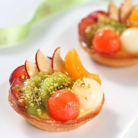 Spectacular Fruit Tart