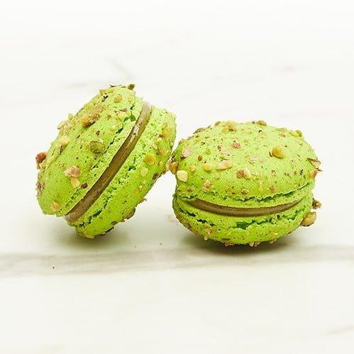 Macaron Pistachio Vegan
